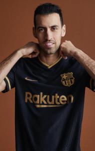 Equipamento alternativo do Barcelona para 2020/21 (twitter)