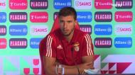 Rúben Dias: «Este é o jogo mais importante»