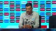 «Os jogos contra o Benfica, que ganhámos, fazem parte do passado»
