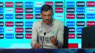 Conceição chegou ao FC Porto para ensinar, mas assume que tem aprendido muito