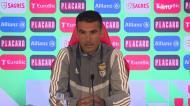 Grande diferença entre o Benfica atual e o de Lage: «Eficácia», diz Veríssimo