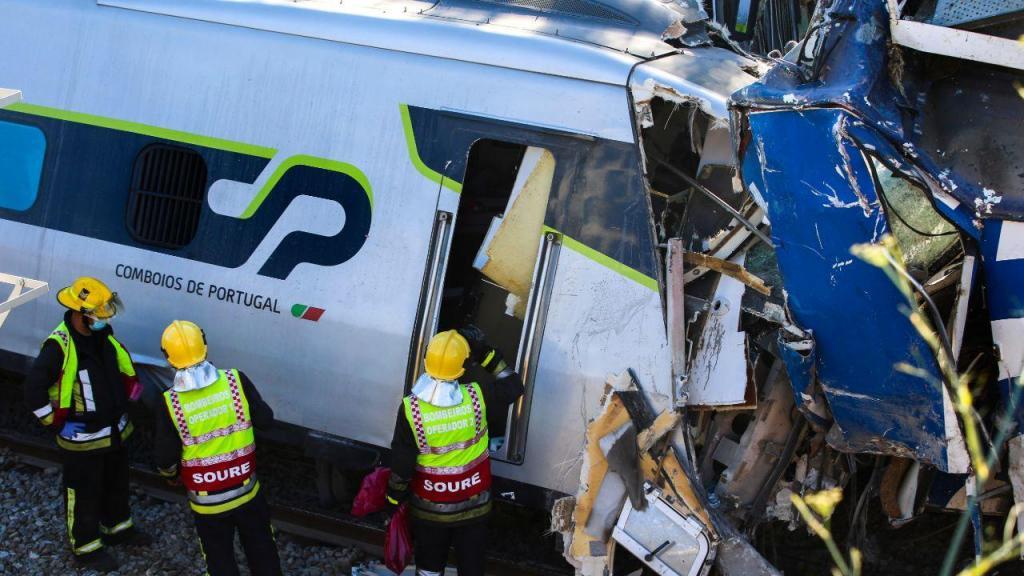 Comboio Alfa Pendular descarrilou em Soure