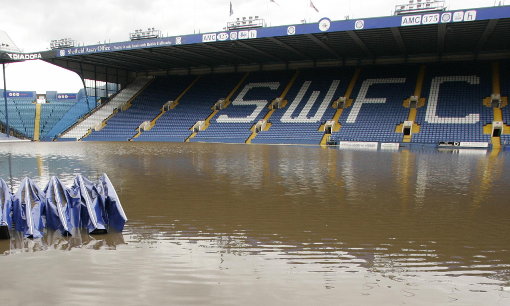 Estádio Hillsborough, Sheffield Wednesday (AP)