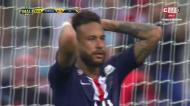 Anthony Lopes nega golo a Neymar... que se rende ao português