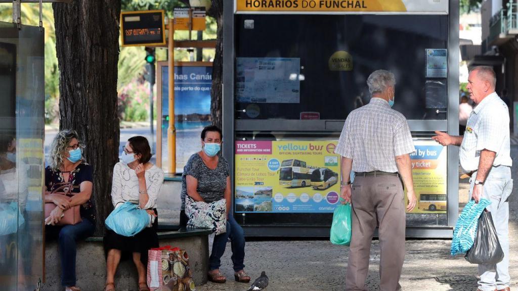 Covid-19 Governo Regional da Madeira determina uso obrigatório de máscara