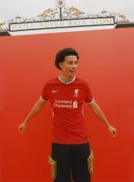 Camisolas Liverpool 2020-2021
