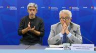 Secretário de Estado emocionado: «São muitos meses a anunciar óbitos»
