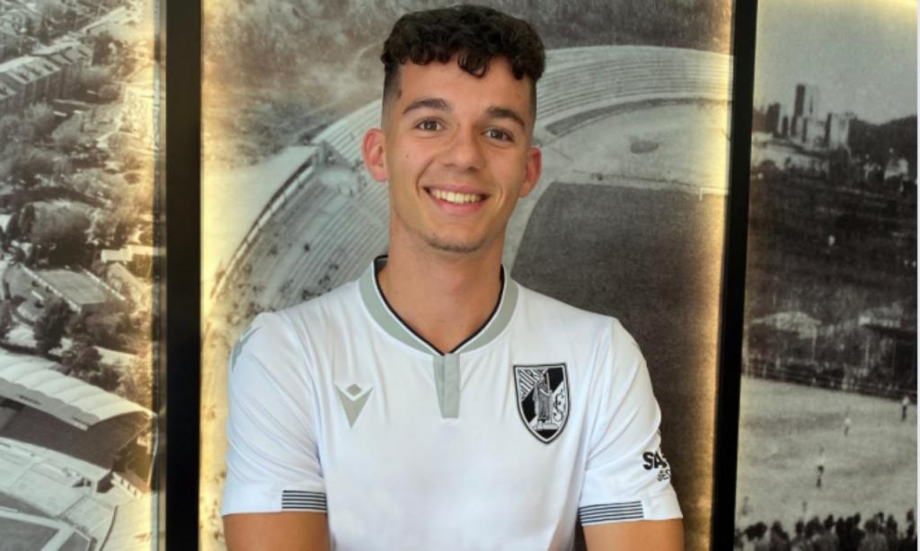 Diogo Ferreira (twitter V. Guimarães)