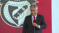 «Jorge, esperamos voltar a ter contigo a hegemonia do futebol português»