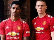 Novo equipamento do Manchester United