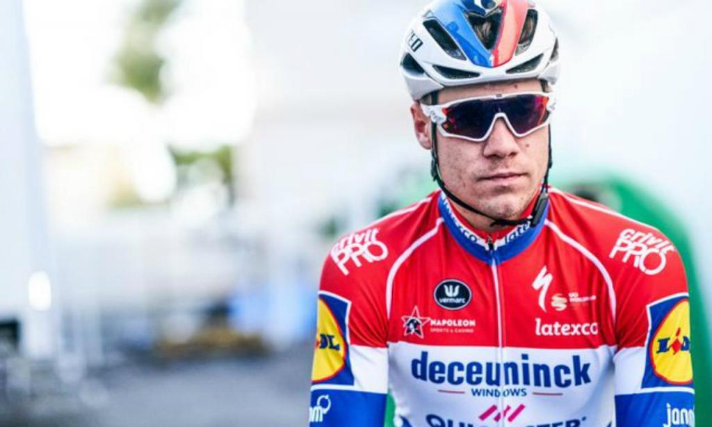 Fabio Jakobsen (Foto: Quick Step)