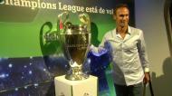 Troféu da Liga dos Campeões já chegou a Portugal