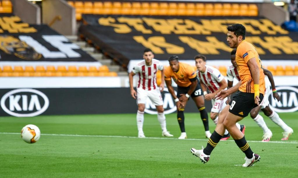 Wolverhampton-Olympiakos (Peter Powell/EPA)