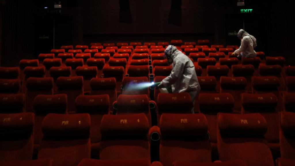 Cinema em tempos de Covid-19
