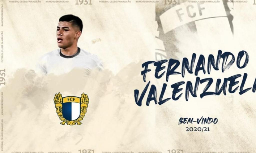 Fernando Valenzuela (Famalicão)