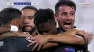'Panenkada' de Depay complica vida à Juventus de Ronaldo