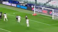 Anthony Lopes nega golo a Ronaldo com defesa espetacular