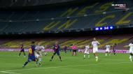Messi bisa, mas golo é anulado por mão na bola do argentino