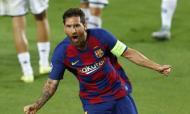 1.º Messi - 106 milhões de euros: 77,4 milhões de salário, 28,6 milhões de patrocínios