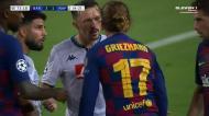 Mário Rui insulta Griezmann... em bom português