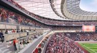 Novo estádio da Roma (site AS Roma)