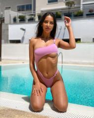 Bárbara Monteiro, namorada de Ricardo Ferreira
