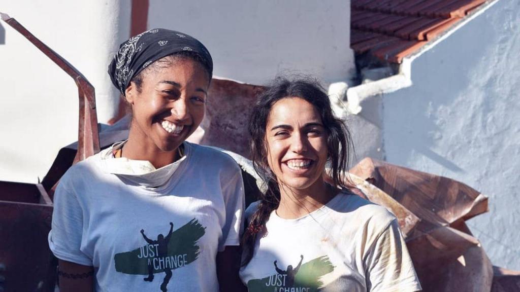 Voluntárias do Just a Change