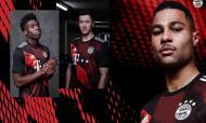 Camisola Bayern Munique (Twitter)
