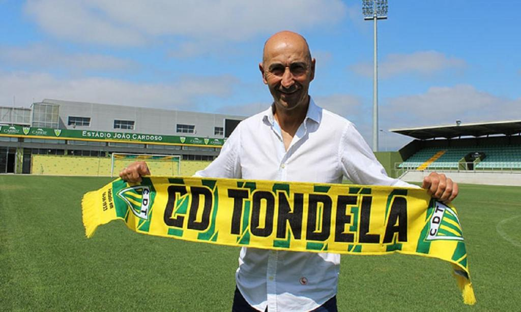 OFICIAL: Pako Ayestarán é o novo treinador do Tondela | TVI24
