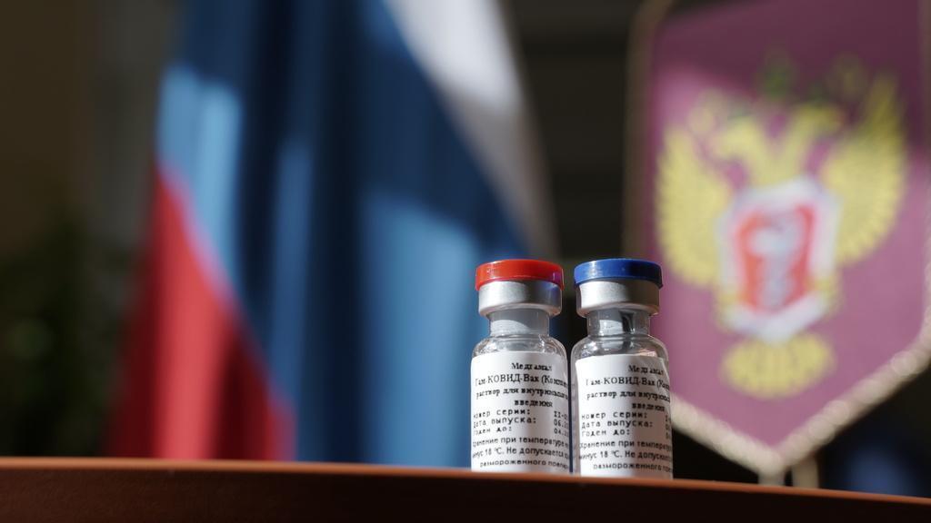 Vacina Covid-19 Rússia