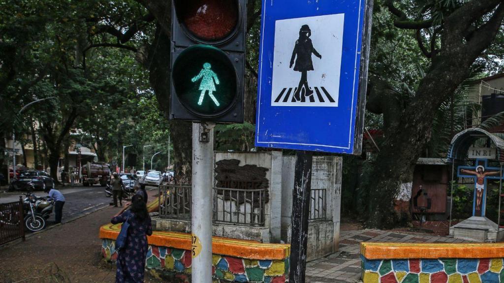 Índia promove igualdade de género com sinais de trânsito