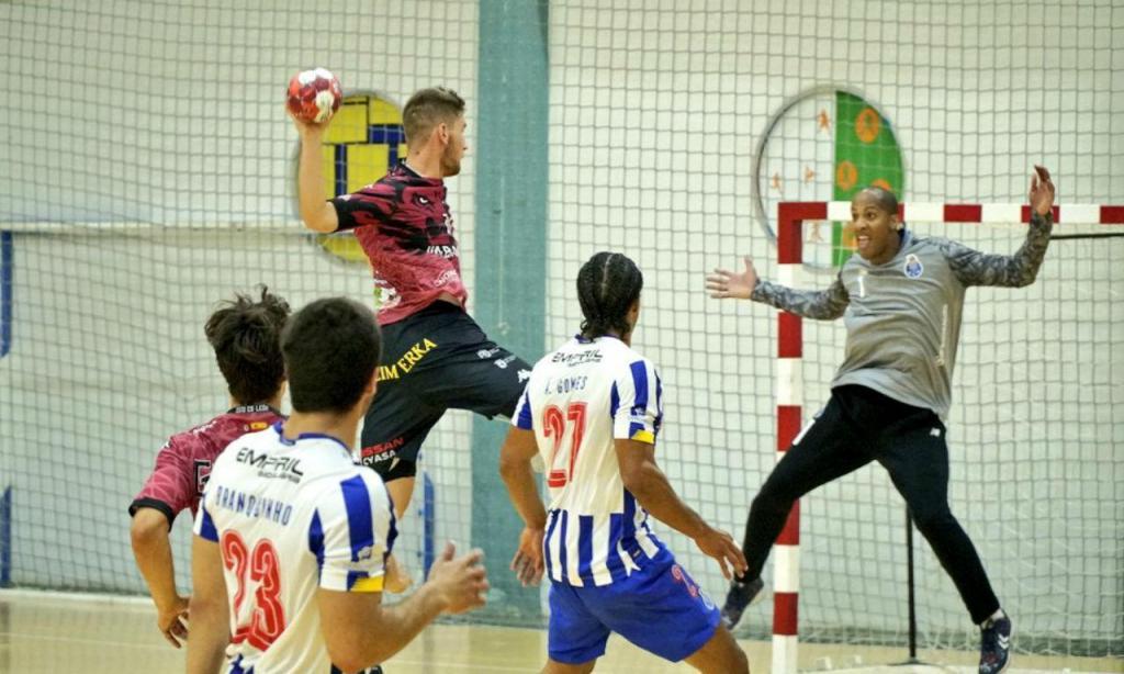 Ademar-FC Porto