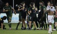 Portland Timbers campeões da MLS ao vencerem por 2-1 o Orlando City de Nani e João Moutinho (AP Photo/John Raoux)