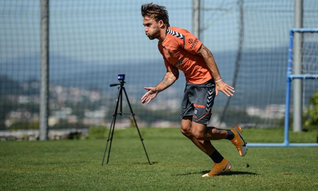 Sp. Braga inicia pré-temporada