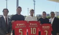 Reforços do Benfica