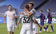 Barcelona-Bayern Munique