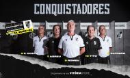 Equipamentos do V. Guimarães para 2020/21