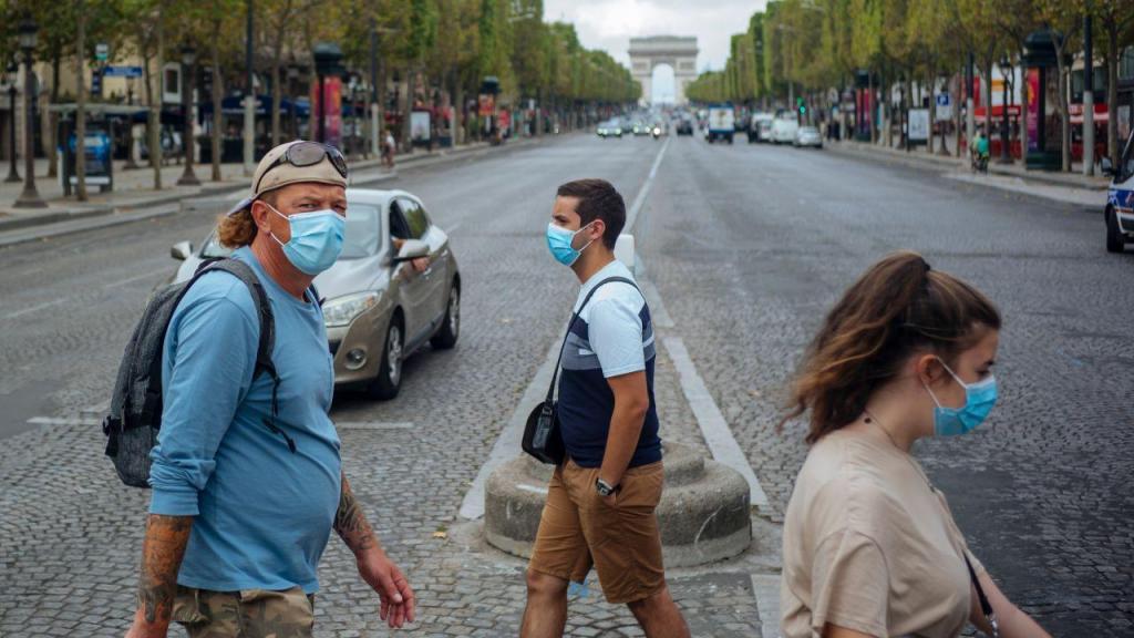 Novas regras de covid-19 em França