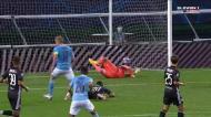 Com Kevin De Bruyne iniciou e concluiu a jogada do empate do Man City