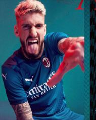 Terceiro equipamento do Milan
