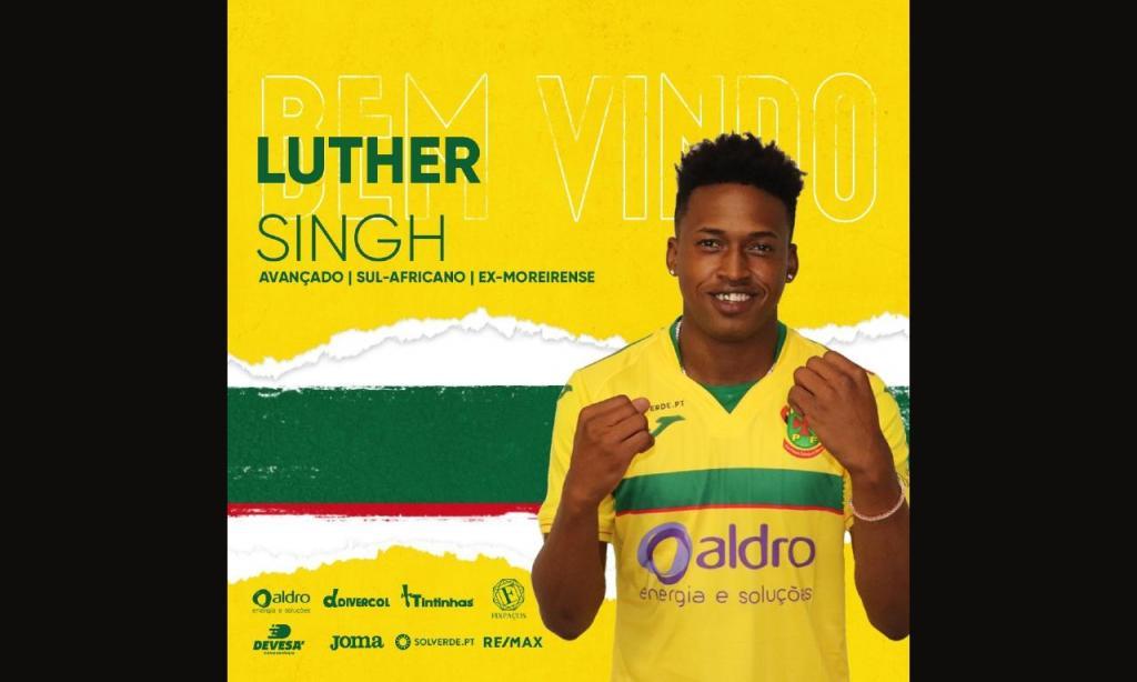 Luther Singh (Paços de Ferreira)