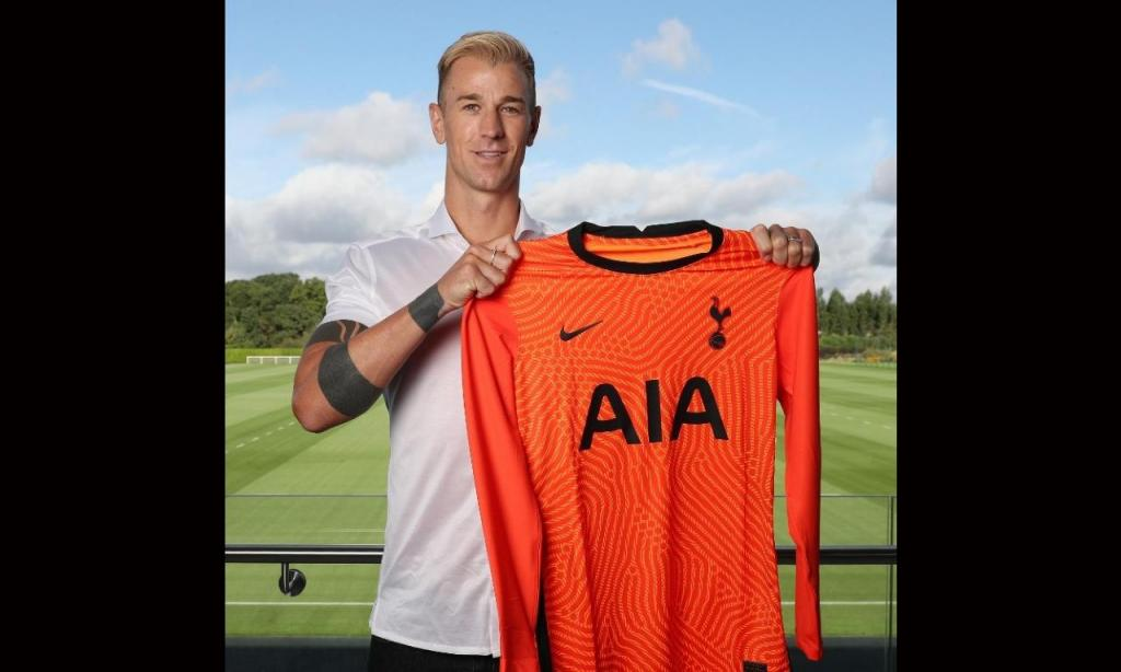 Joe Hart (Tottenham)