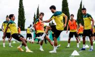 Primeiro treino do Sporting na pré-época 2020/2021 (Foto: Sporting CP)