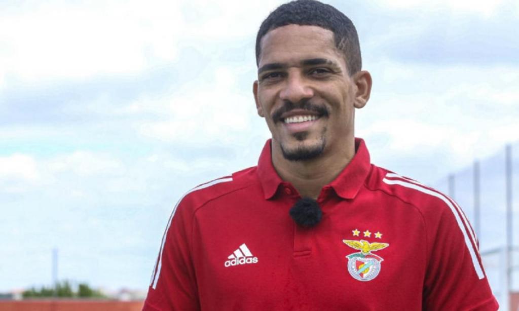 Gilberto (Tânia Paulo/SL Benfica)