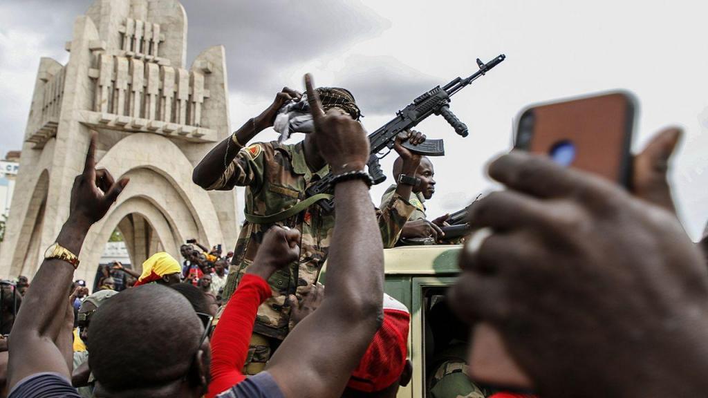 Soldados fazem motim no Mali