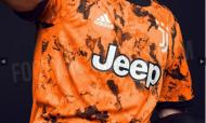 O terceiro equipamento da Juventus para 2020/21
