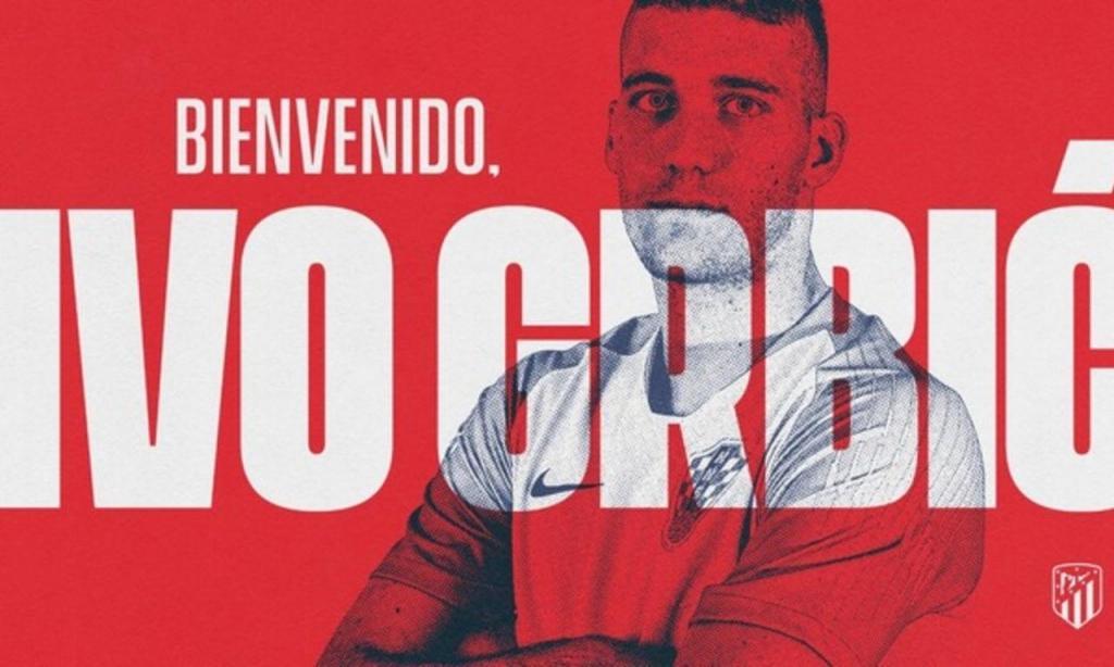 Ivo Grbic (Atlético Madrid)