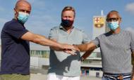 Henrik Larsson e Alfred Schreuder juntam-se a Ronald Koeman no Barcelona