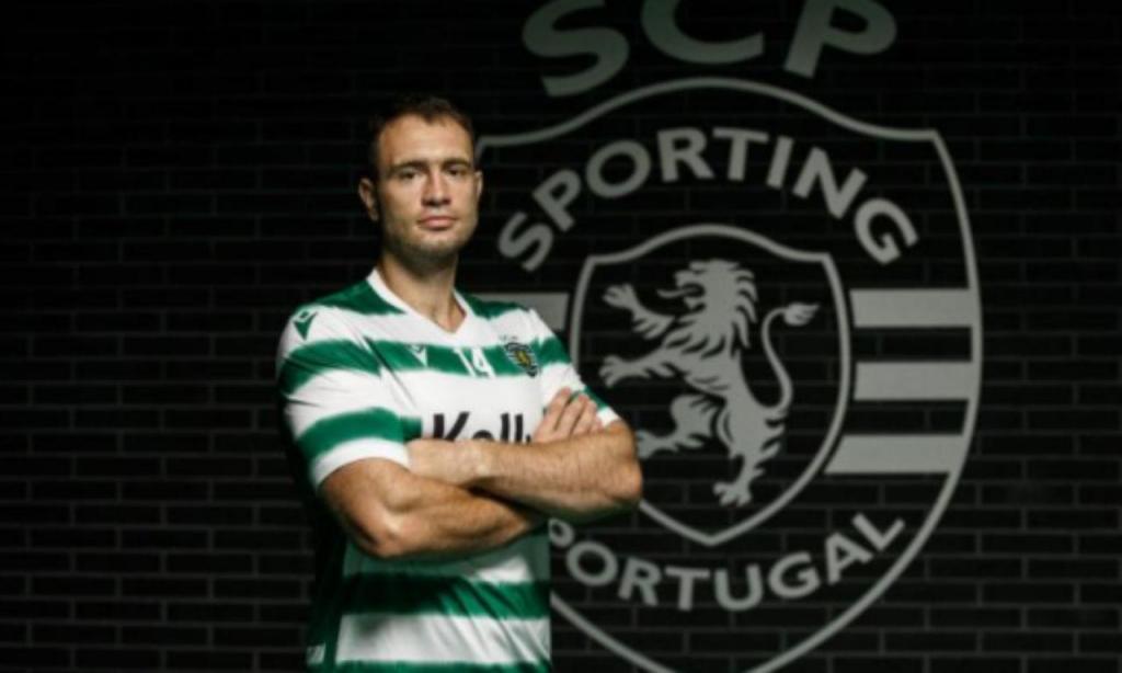 Dmytro Doroshchuk reforçou Sporting