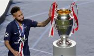Momentos do futebol internacional 2020: Neymar chorou depois de perder a final da Liga dos Campeões em Lisboa